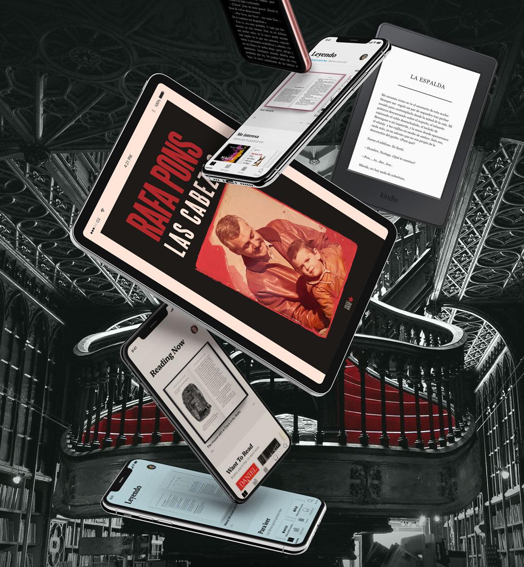 Convertimos tu manuscrito en un libro electrónico